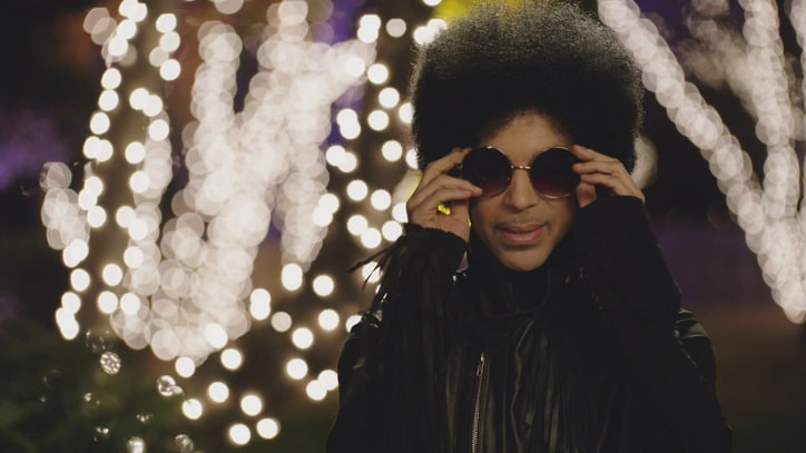 Prince Debuts 'Old School' 3rd Eye Girl LP 'Plectrumelectrum' in NYC