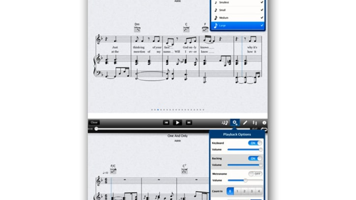 NoteStar iPad App Delivers Interactive Sheet Music