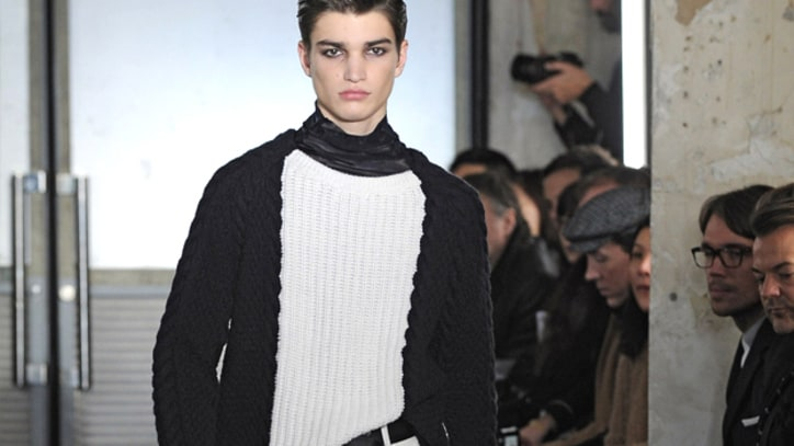 Here Come the Boys: Fall 2012 Menswear Highlights