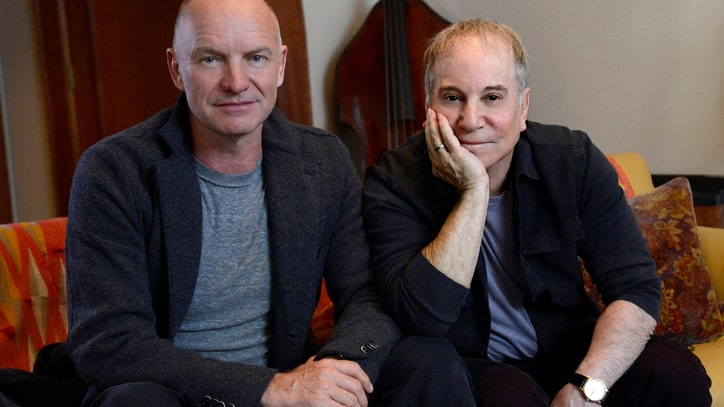 How Paul Simon and Sting Became Rock's New Superduo
