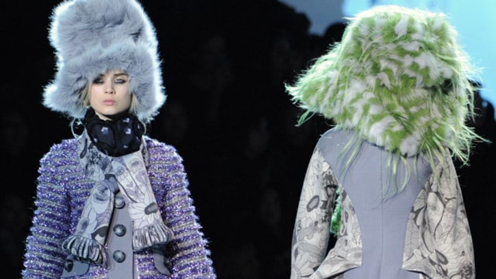 Trend Watch: Sporty Victoriana Prevails for Fall 2012