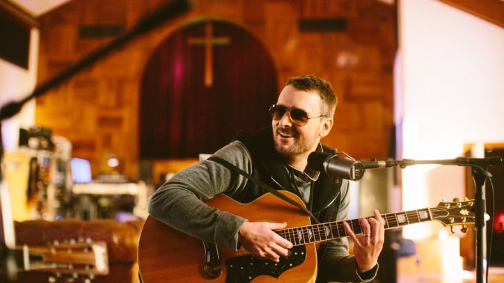 Eric Church's Heavy Trip