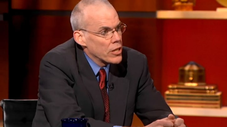 Bill McKibben on Colbert: The Undead Keystone XL Pipeline