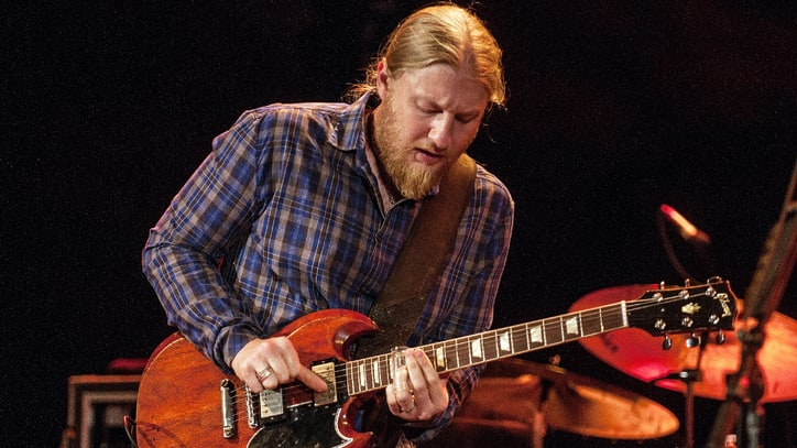 Derek Trucks Says He'll End Allmans Run 'In a Full Blaze of Glory'