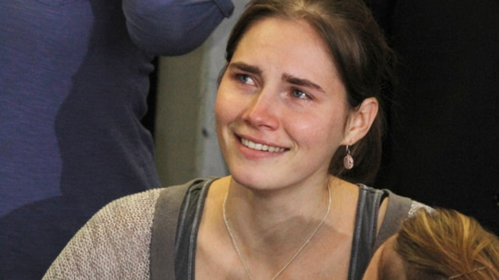 Amanda Knox Signs Book Deal with Harper Collins