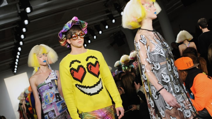 Fall 2012: Jeremy Scott Reincarnates 'The Simpsons,' Your Favorite Nineties Toys