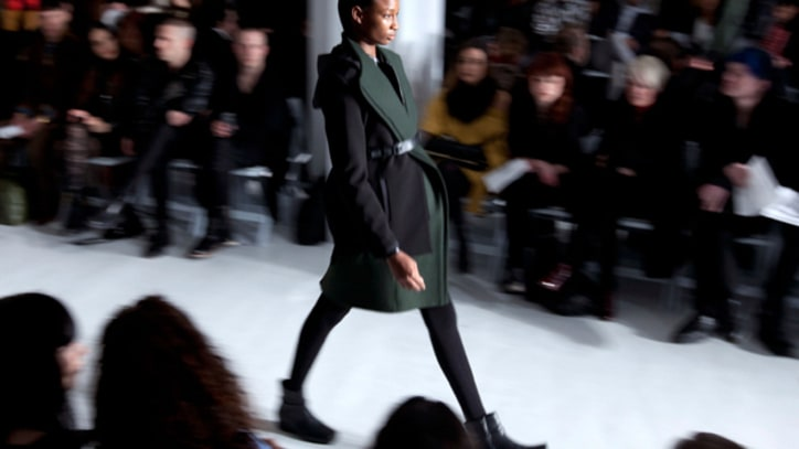 Fashion Week Highlight: Survivalism With Rad Hourani