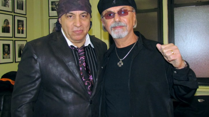 Dion Sings the Bronx Blues With Little Steven in New York