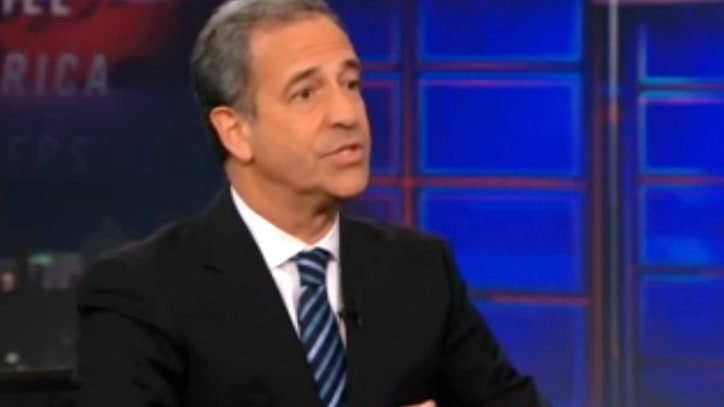 Jon Stewart and Russ Feingold Talk Money in Politics
