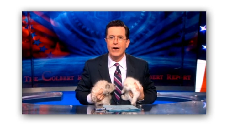 Stephen Colbert on Super PAC Mania