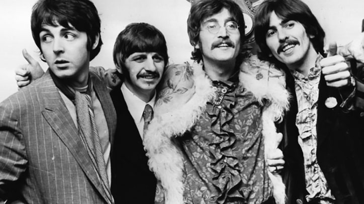 The Beatles Release Songs as Ringtones in iTunes Store