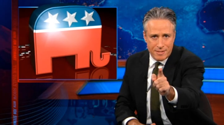 Jon Stewart on the GOP's Obamageddon Fantasies