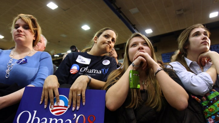 Why Democrats Have a Problem with Young Voters