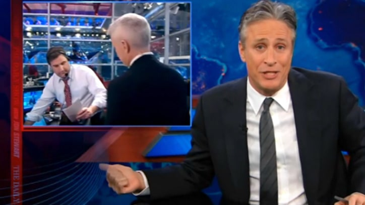 Jon Stewart on the Bumpy-Ass Road to the White House