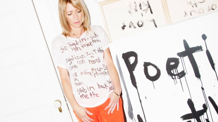 Exclusive: Kim Gordon Discusses New Clothing Line with Surface to Air