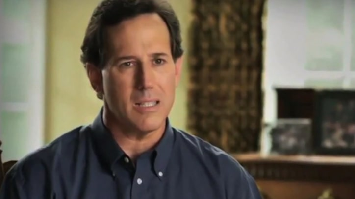 Rick Santorum Gets the 'Bad Lip Reading' Treatment