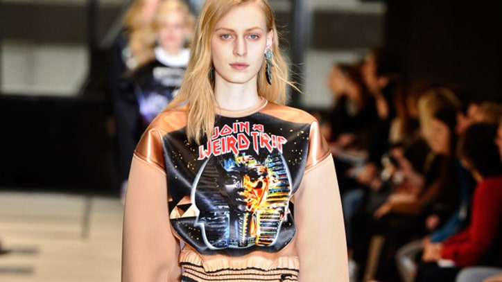 Future Shock: Balenciaga's Sci-Fi Sweaters Sure to Be a Hit
