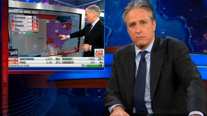 Jon Stewart on Not-So-Super Tuesday