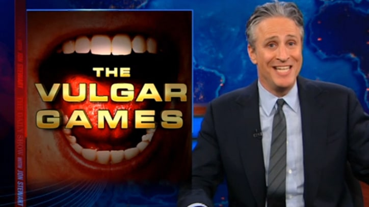 Jon Stewart on Rush Limbaugh's 'Mouth Dump'