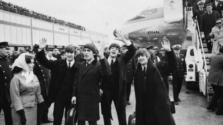 Beatles to Receive Historical Marker at JFK Airport
