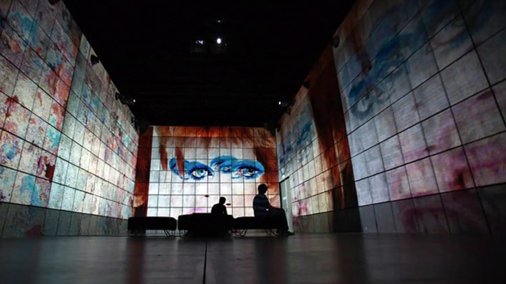 Creators Project Debuts Tech Masterpieces, Draws Will.I.Am