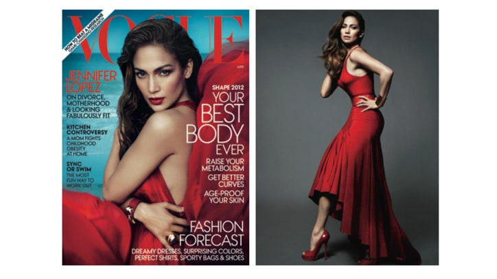 Jennifer Lopez Covers 'Vogue,' Rumored to Perform at Costume Gala in May