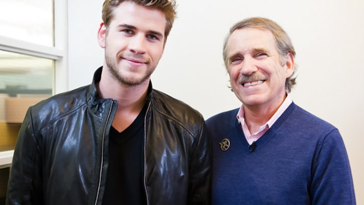 Off the Cuff: Liam Hemsworth Prepares for 'Hunger Games' Domination