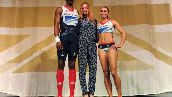 Stella McCartney Unveils Great Britain's Olympic Uniforms