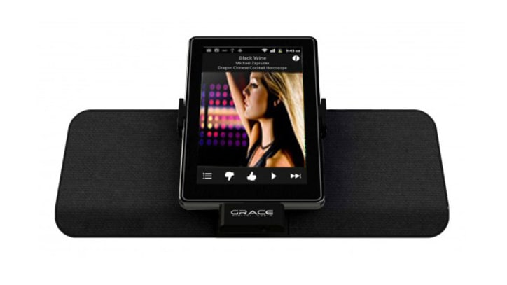 FireDock Speakers Boost Kindle Fire Audio