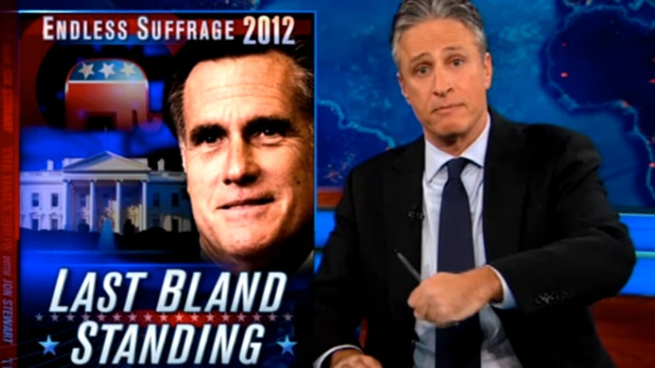 Jon Stewart to Rick Santorum: 'Game's Over, Dude'