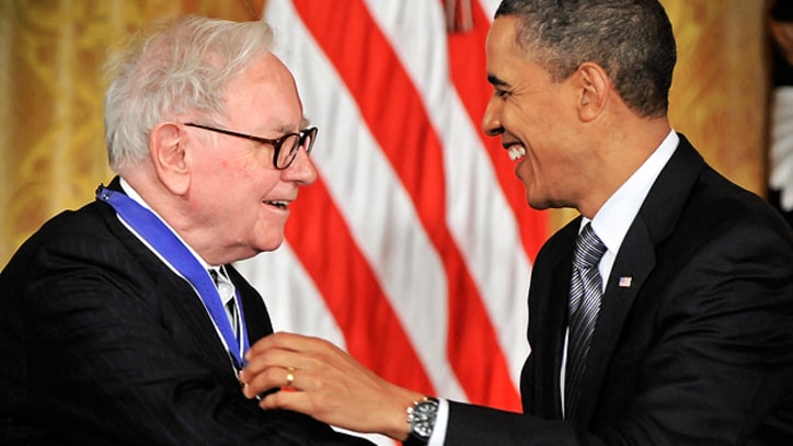 Why We Need a 'Buffett Rule' (For Now)