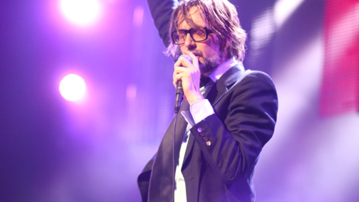 Pulp Make Triumphant U.S. Return at Radio City Music Hall