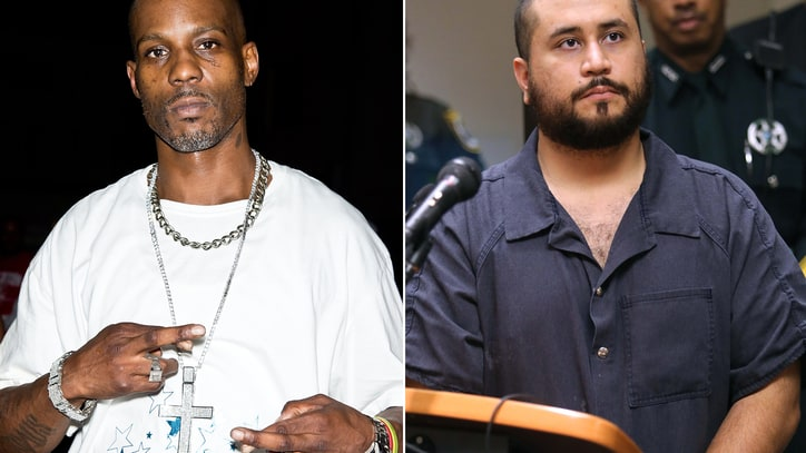 DMX Vows to 'Beat George Zimmerman's Ass' in Boxing Match