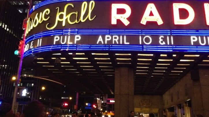 Pulp Return to America
