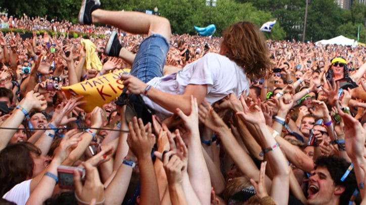 #RSFans React to 2012 Lollapalooza Lineup