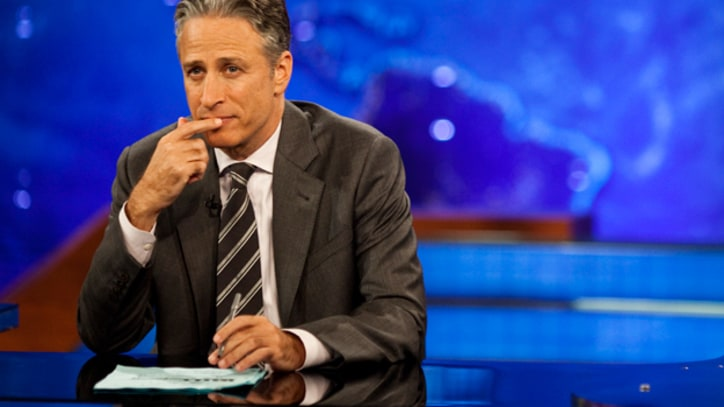 Jon Stewart on Obama vs. Romney ... vs. Gingrich?