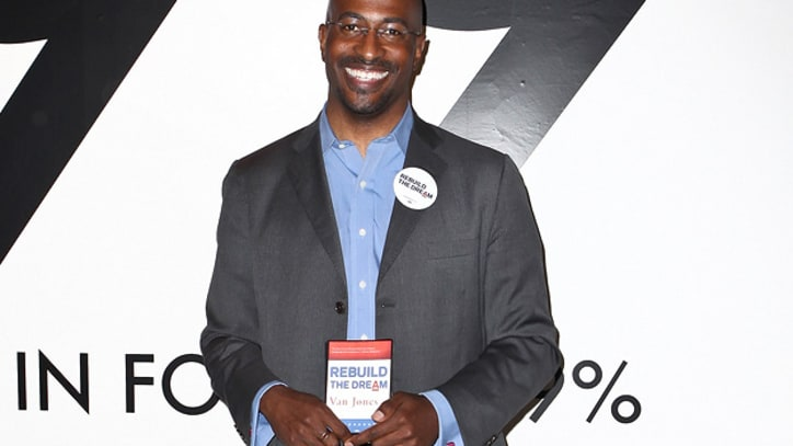 Van Jones: 'Progressives Have Another Century to Win!'