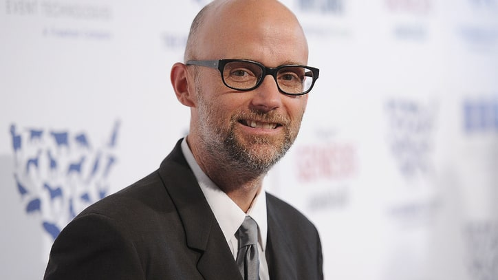 Moby Shrugs Off Eminem Diss and 4 More Fun Facts From His AMA