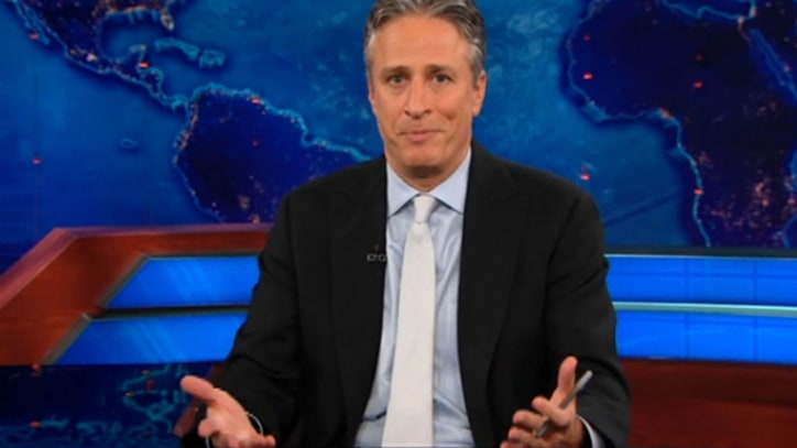 Jon Stewart on the GOP's Mitt-Mania