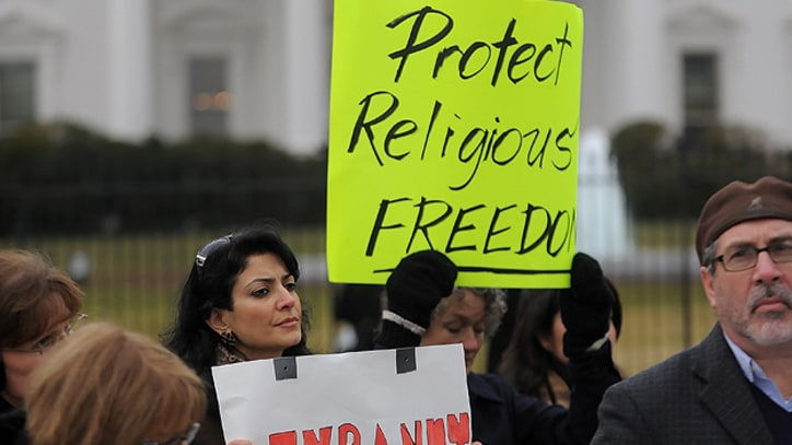 Behind the Right's Phony War on the Nonexistent Religion of Secularism