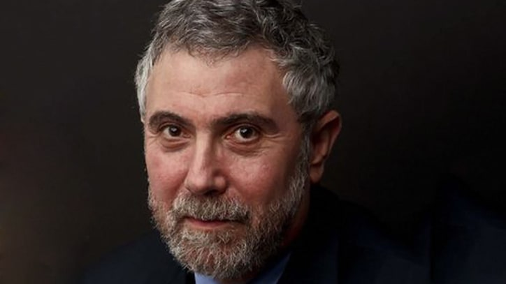 Paul Krugman on How to Fix the Economy - and Why It's Easier Than You Think