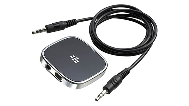 BlackBerry Opens the Gateway with New Wireless Music Streaming Gadget