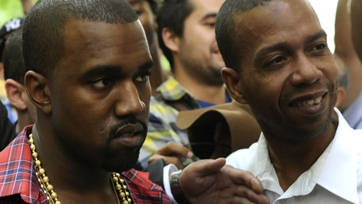 For Sale: Kanye West's Gold 'Yeezi' Necklace