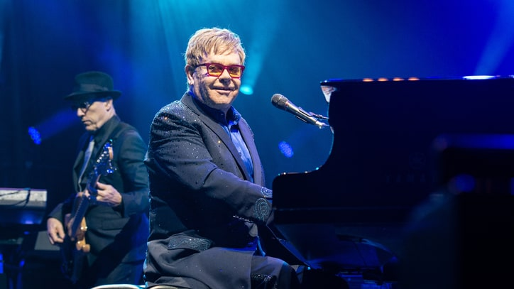 Elton John Turning 'Technicolor Dreamcoat' Into an Animated Film