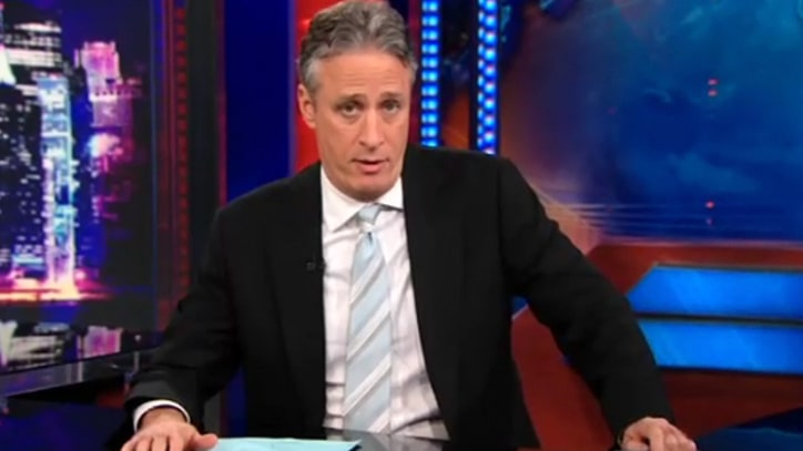 Jon Stewart's Daily Show on the Fired-Up Youth Vote