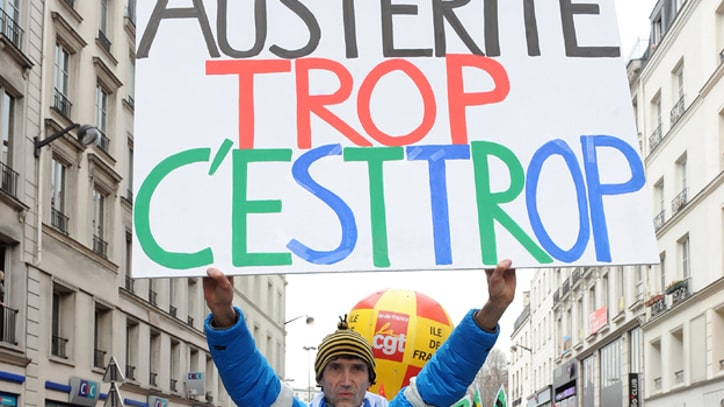 Austerity Can't Be Just for Regular People