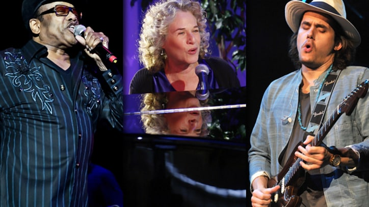 From the Magazine: Eddie Vedder, Carole King and More
