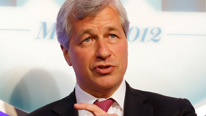 Jamie's Cryin: Dimon, J.P. Morgan Chase Lose $2 Billion
