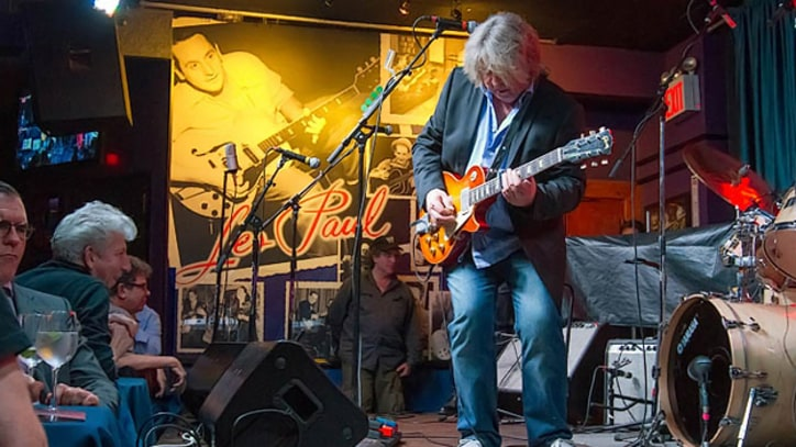 A Stone Rolls In: Mick Taylor Plays the Blues in New York
