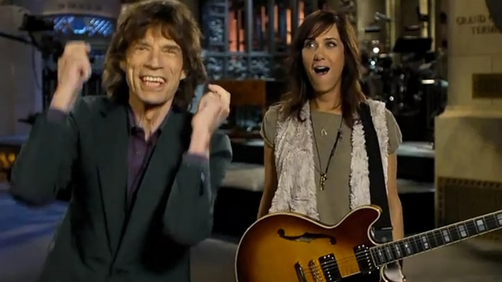 Mick Jagger, Foo Fighters to Broadcast Backstage Videos During 'Saturday Night Live' Season Finale
